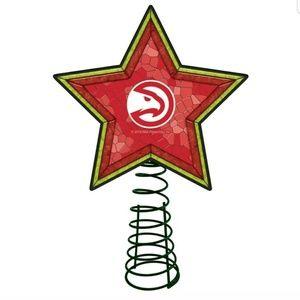 NBA Atlanta Hawks tree topper